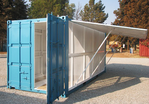 Shipping Containers Shop