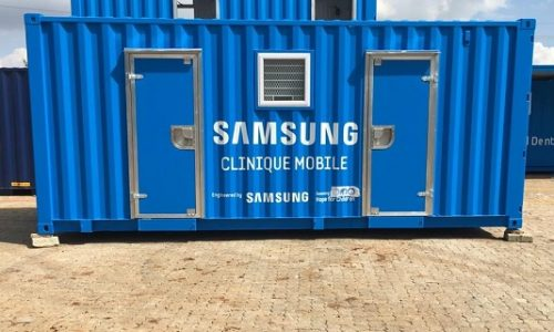 Clinique mobile to keep french africans healthy
