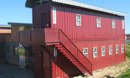 double-story-container-office