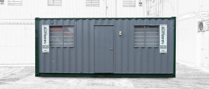6m Shipping Containers Rental