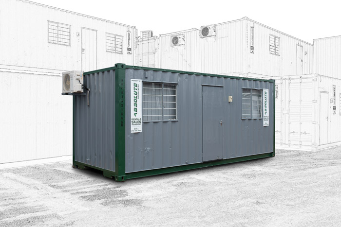 Hire Shipping Containers and Park Homes