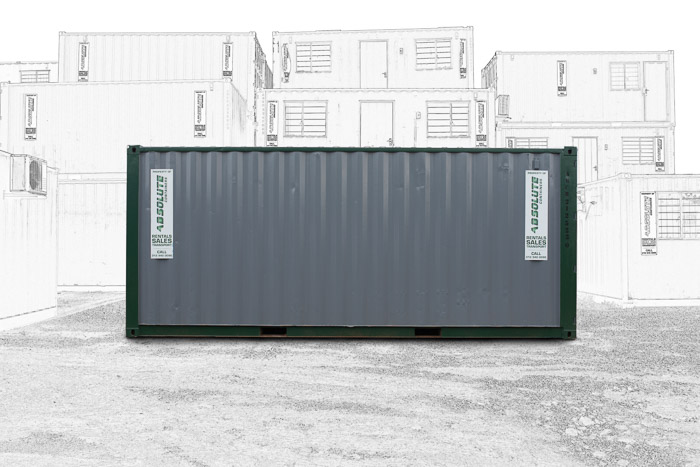 Rent Shipping Containers