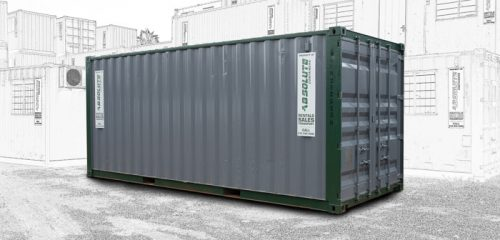 6m Storage Container for rent