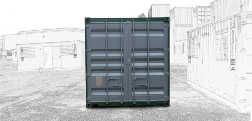 Rent a 6m Shipping Container