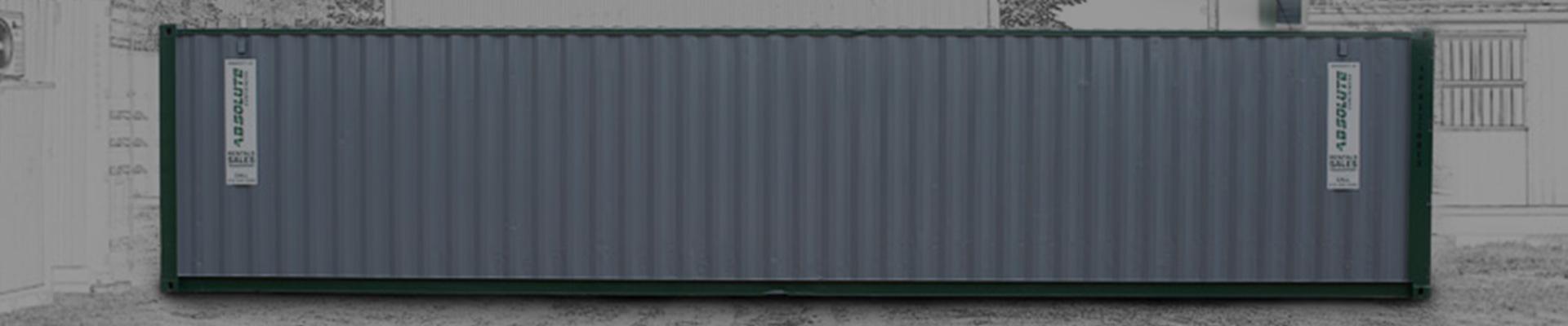 12m Storage Container