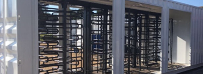 access control containers