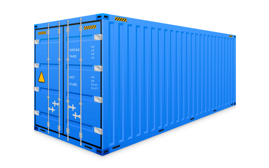 Shipping Containers For Dry Cargo