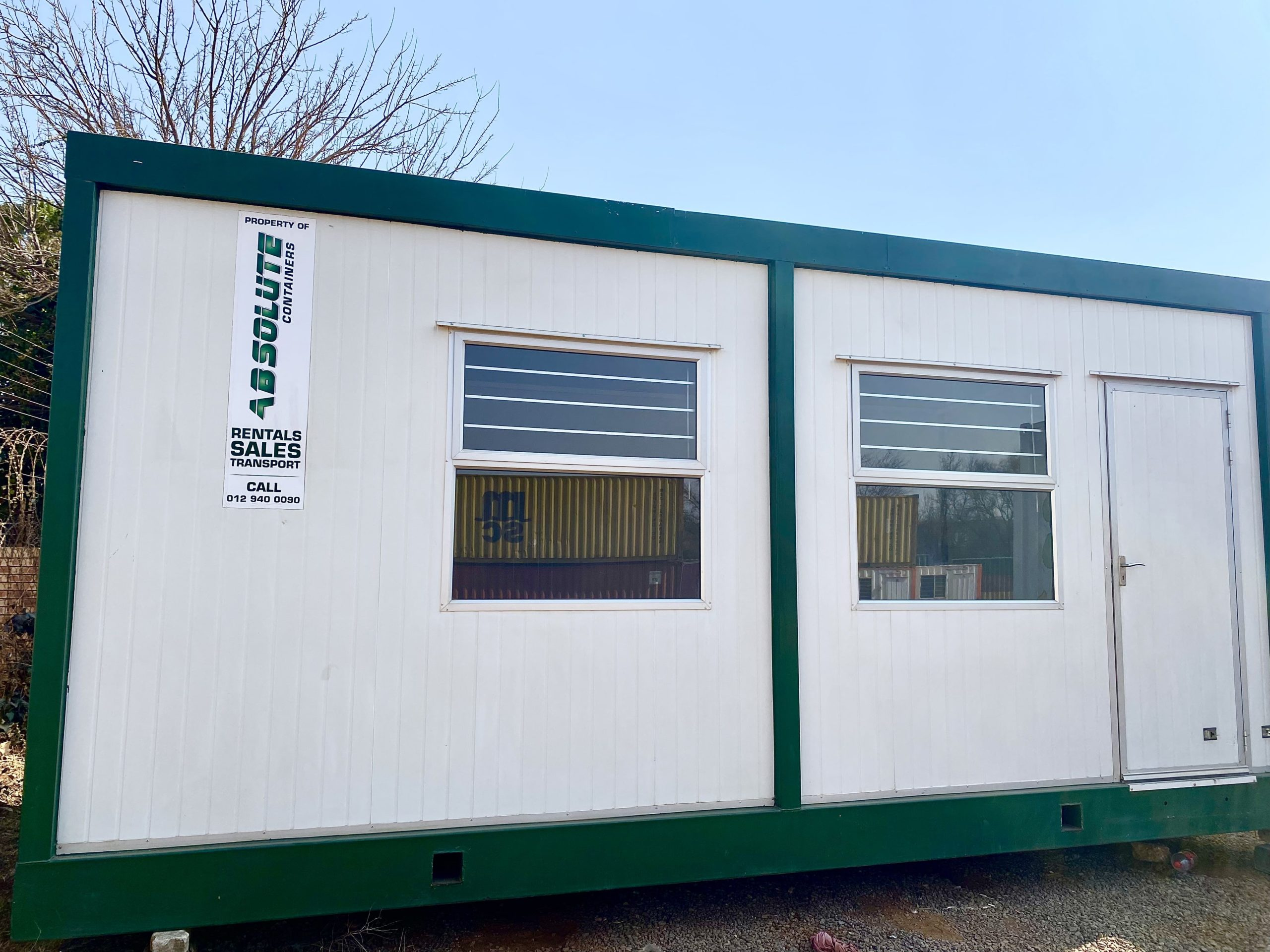Rent Shipping Containers from Absolute Containers