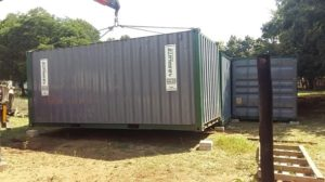 Rented Shipping Containers